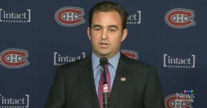 Montreal Canadiens Head Office changes