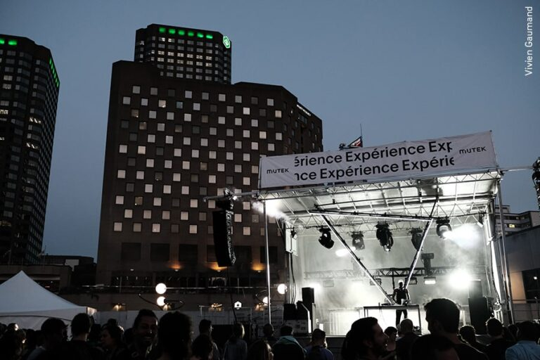 Mutek 20 – A Montreal Tradition and a Legacy