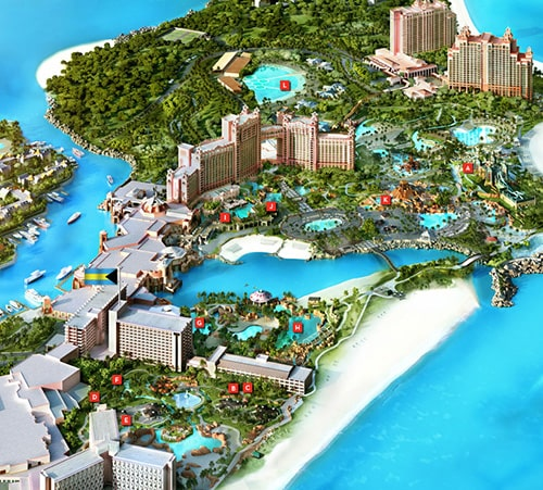 What To See At Atlantis Paradise Island Bahamas An Adventure For Everyone Mtltimes Ca