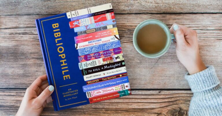 Bibliophile by Jane Mount (Book review)