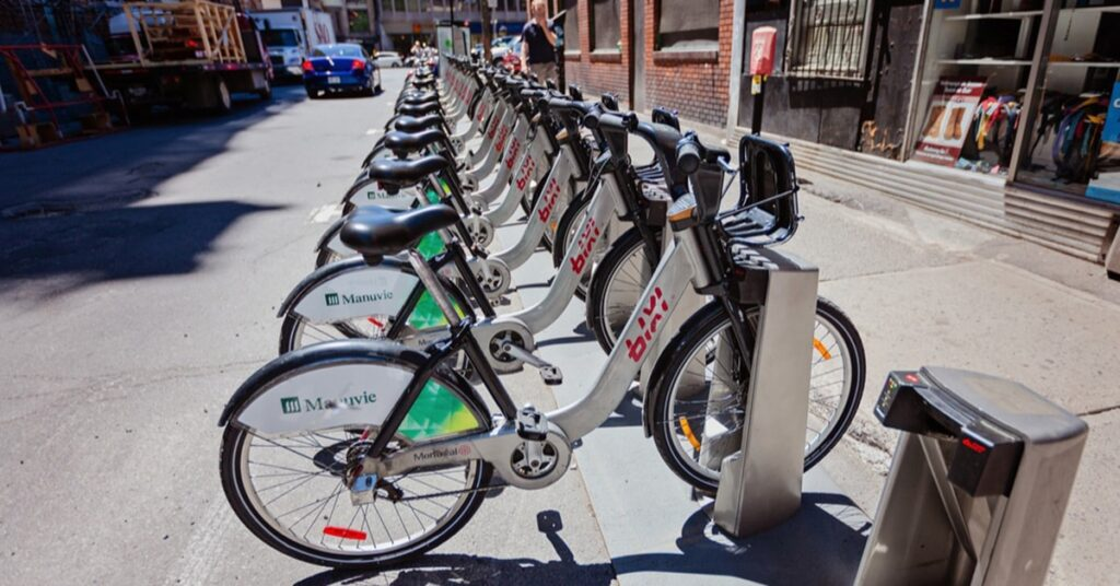 Montreal Mayor says Bixi bikes scheduled for mid April