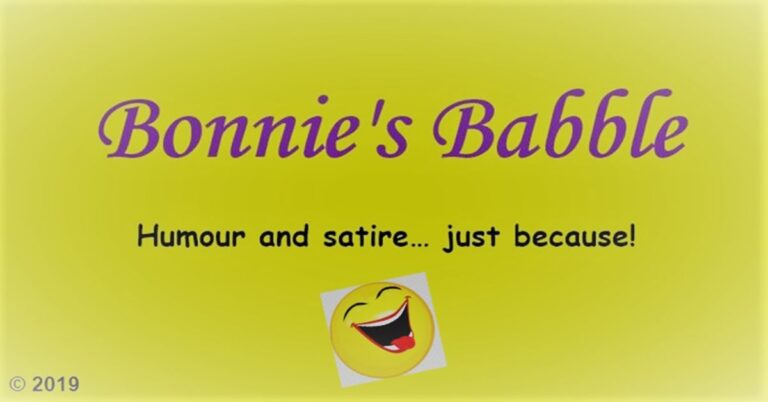 Bonnie's Babble – Scarecrow and Tin Man arrested for tax fraud
