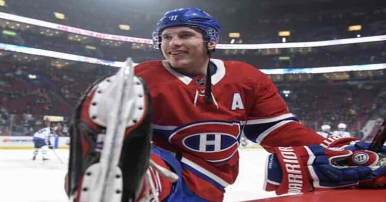 Cameo experience with Brendan Gallagher