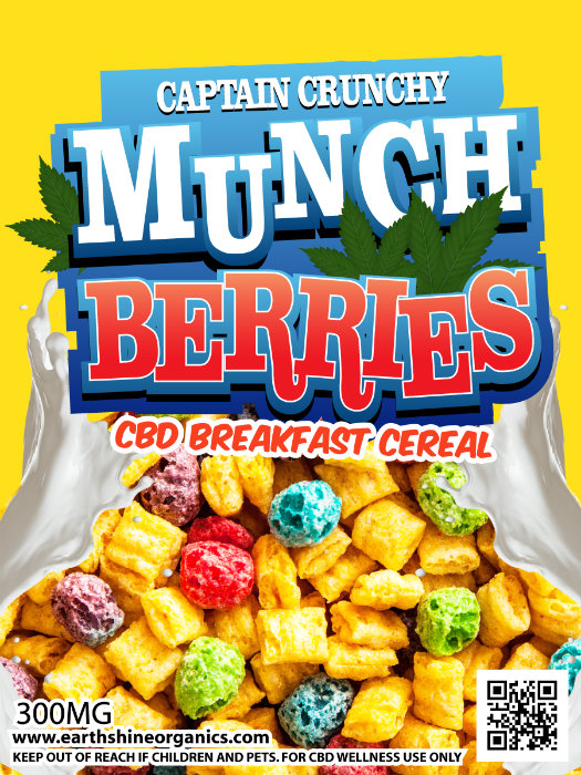 CBD Breakfast Cereal