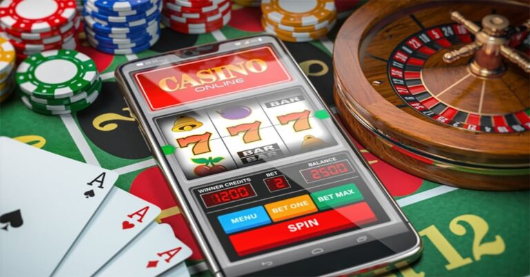 Playing online slots safely