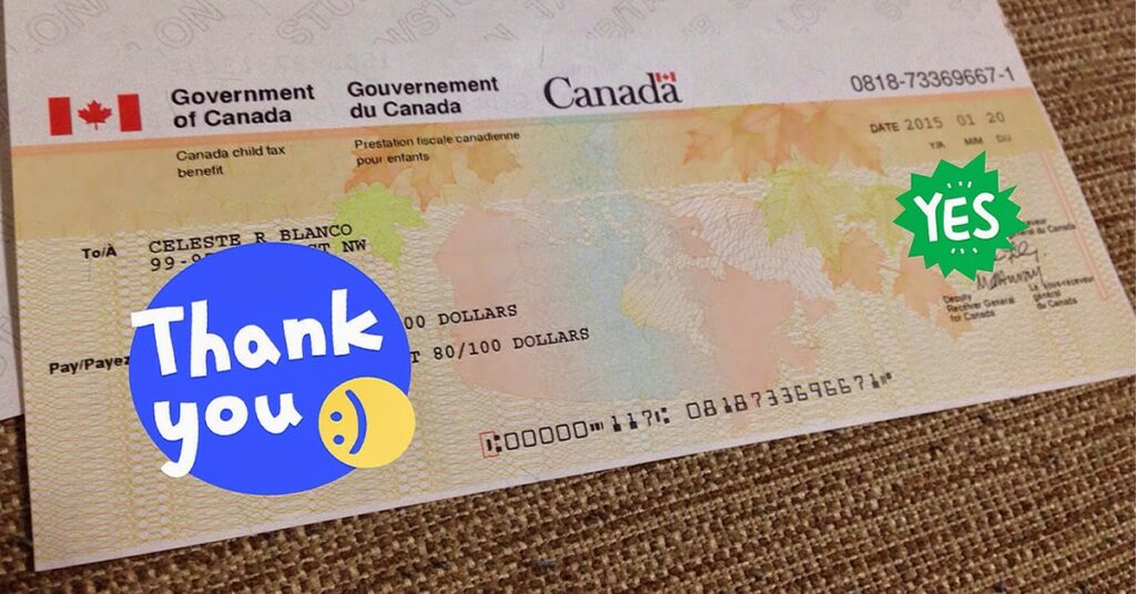 Canada Child Benefit is increasing