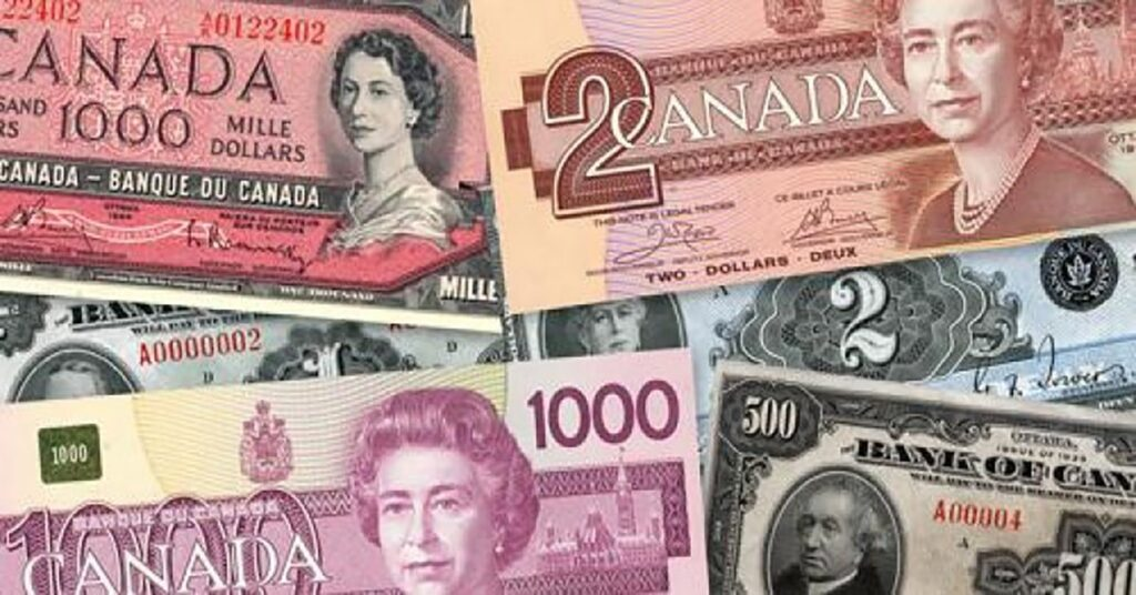 Canadian bank notes will be worthless