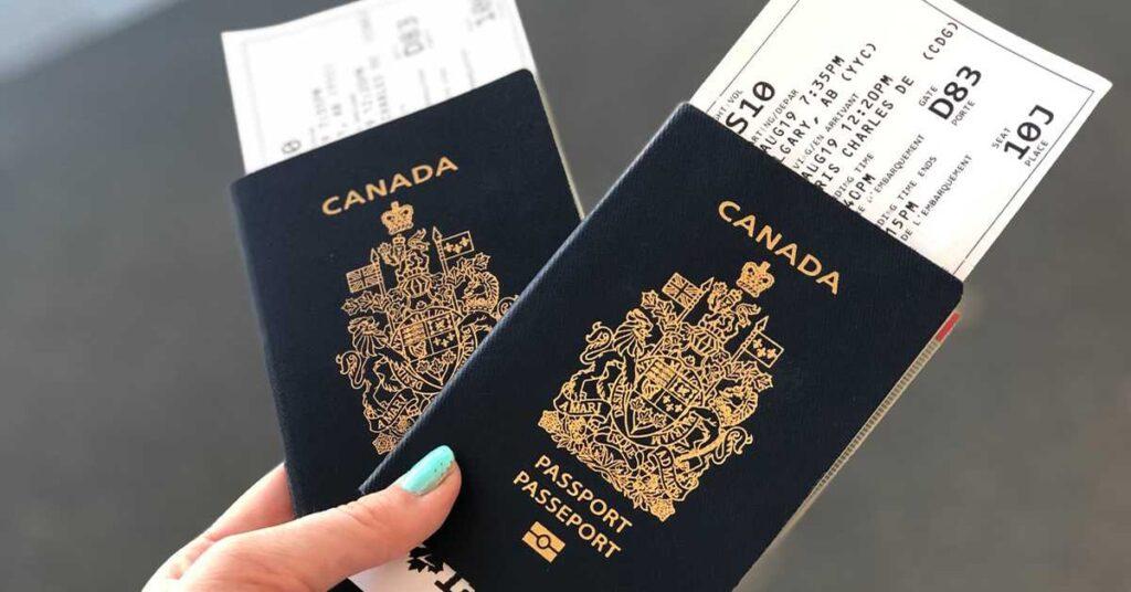 EU bans Canadian travellers