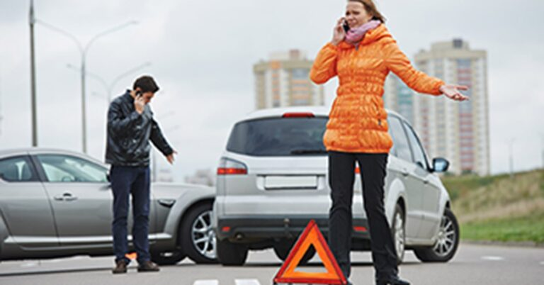 Car accident? 5 steps to follow for car insurance