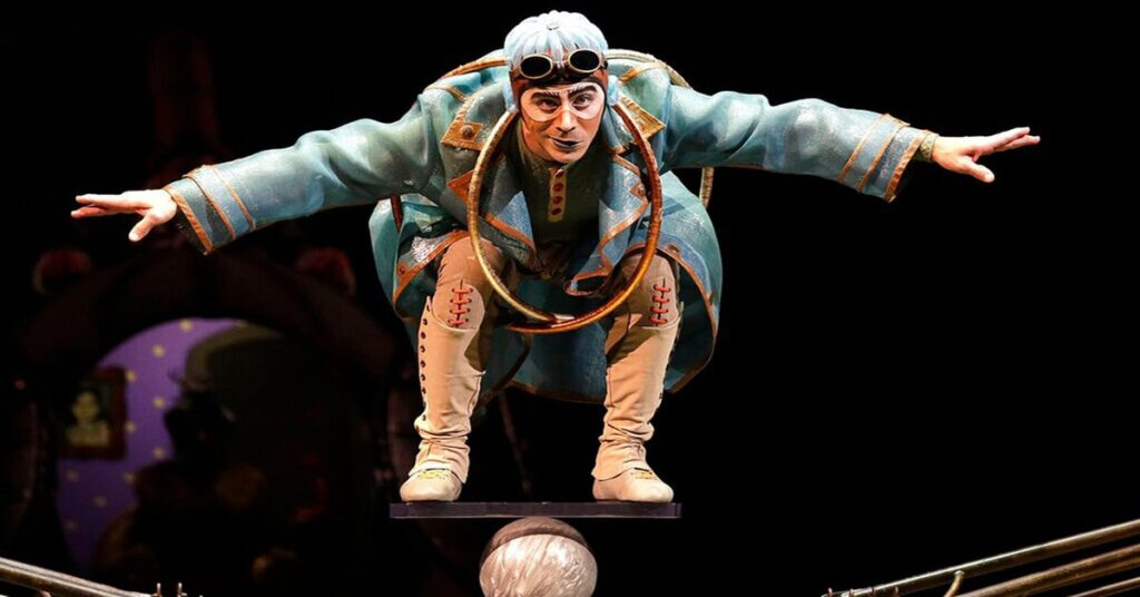 What is the future for Cirque du Soleil