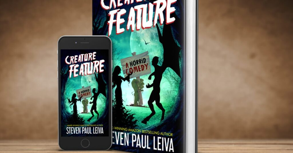 Creature Feature by Steven Paul Leiva