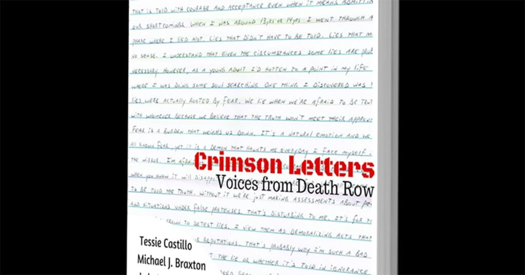 Book review - Crimson Letters