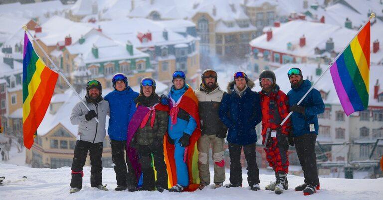 Elevation Gay Ski week returns to Tremblant