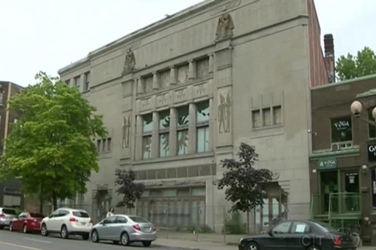 NDG Empress theatre