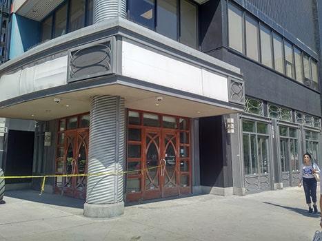 Montreal empty retail