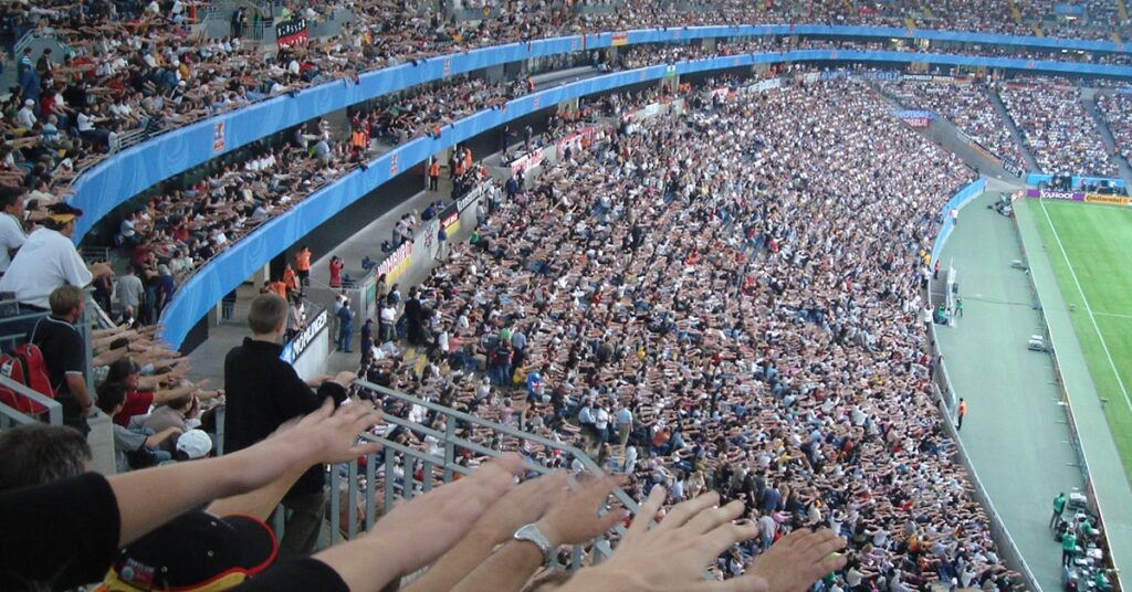 Fan experience in Sports arenas