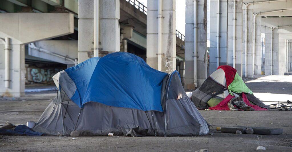 Rising Montreal homeless