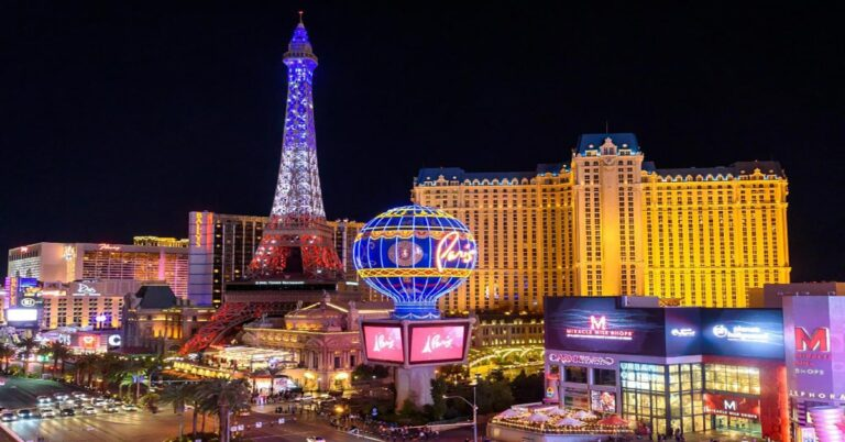 Is Las Vegas still the best place to visit for gamblers?