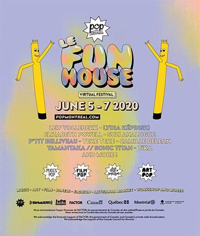 Montreal Le Fun House 2020