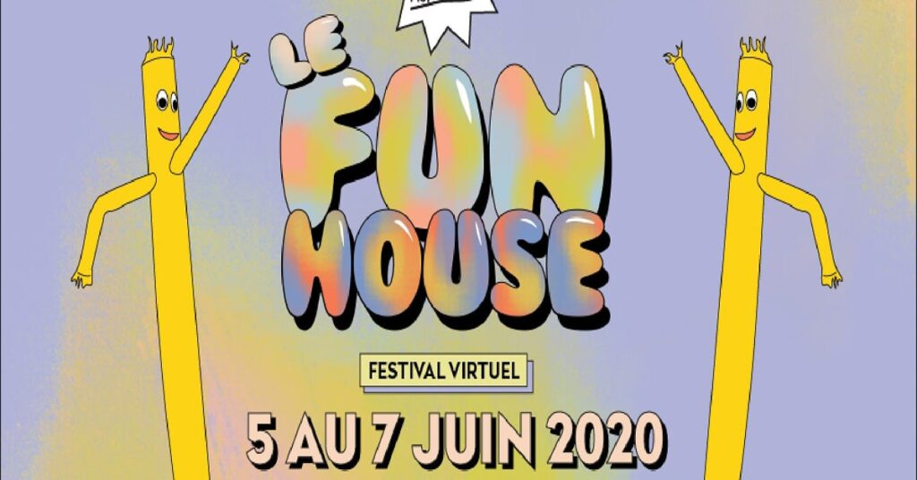 Le Funhouse 2020 party