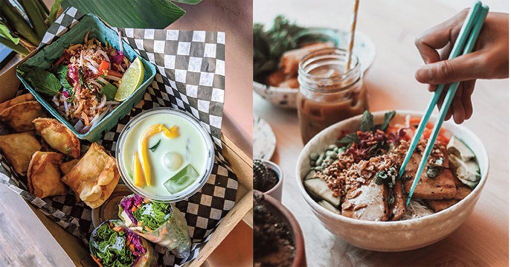 Vietnamese cuisine Le Petit Sao