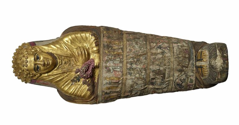 Montreal Museum of Fine Arts presents Egyptian Mummies exploring Ancient Lives