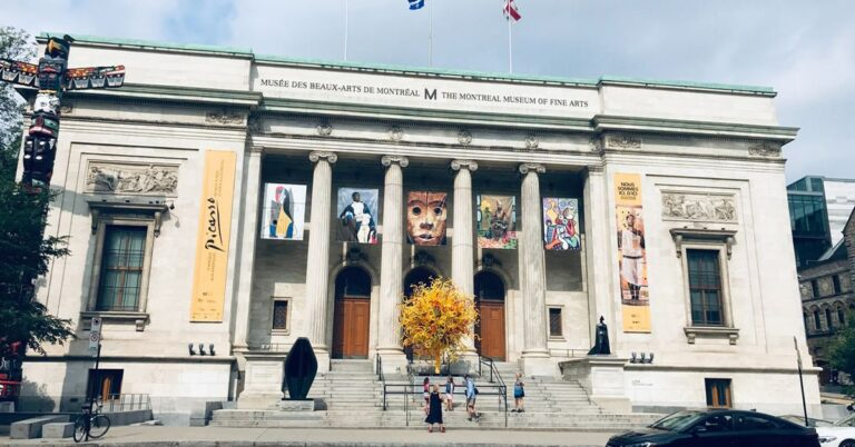 Not the kind of exhibition we want to see at Montreal Museum of Fine Arts