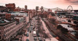Old Port of Montreal / Old Montreal
