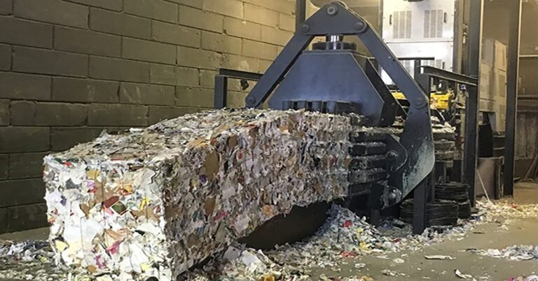 Montreal Recycling – A good idea in crisis