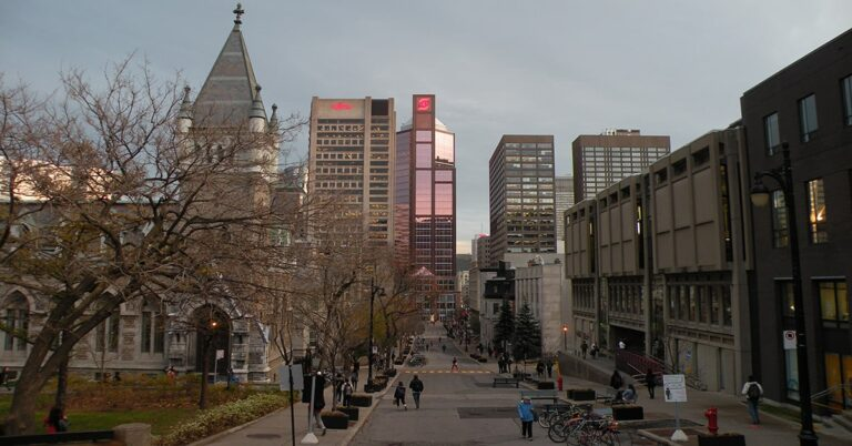 Saving the Montreal downtown core – emergency actions to help businesses survive