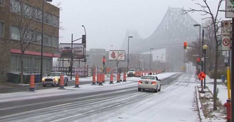 Montreal weather alert – Snow expected!