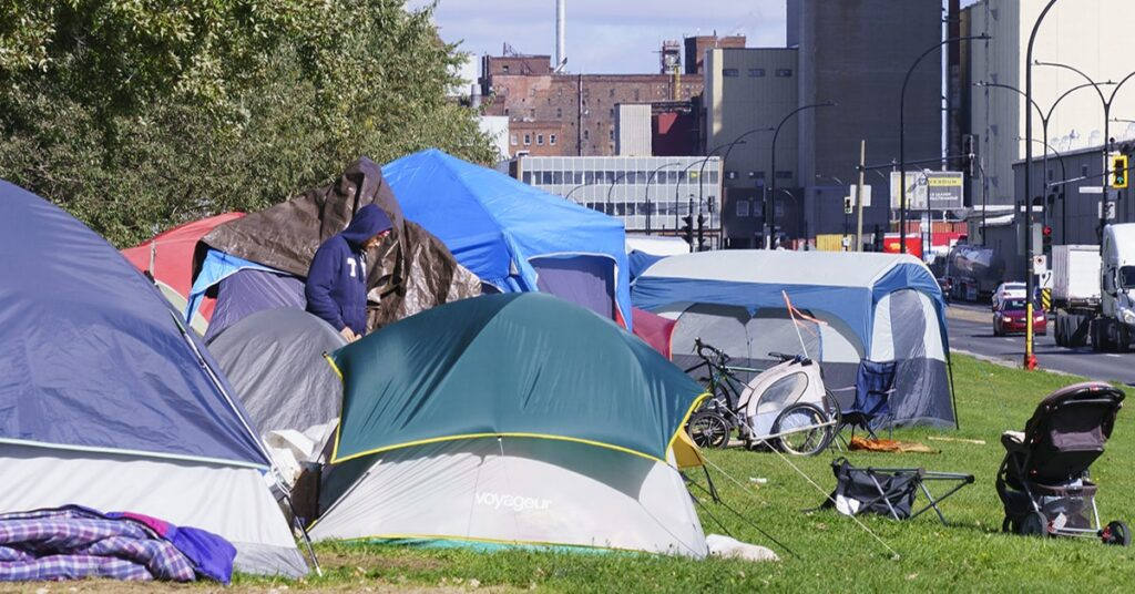 Montreal addresses homeless situation