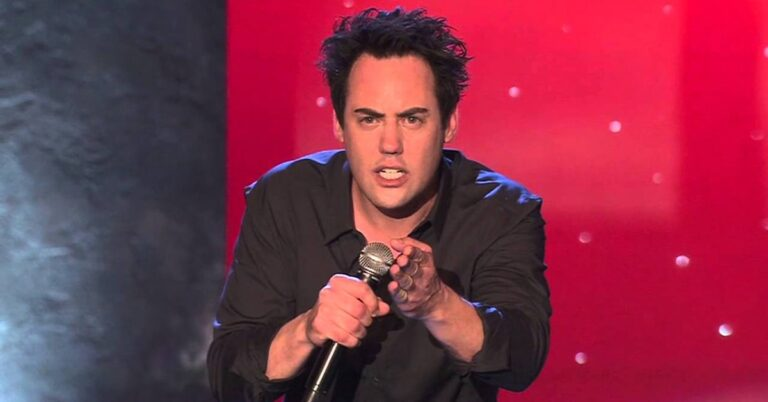 Just For Laughs – Getting Loud and Going Ethnic with Orny Adams