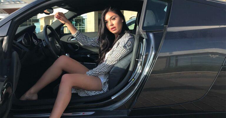 How UBER changed my life! – Rebecca Perez