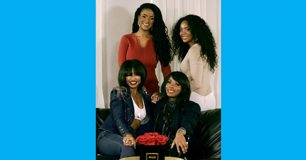 Cindy Charles 'Sister Talk' new show