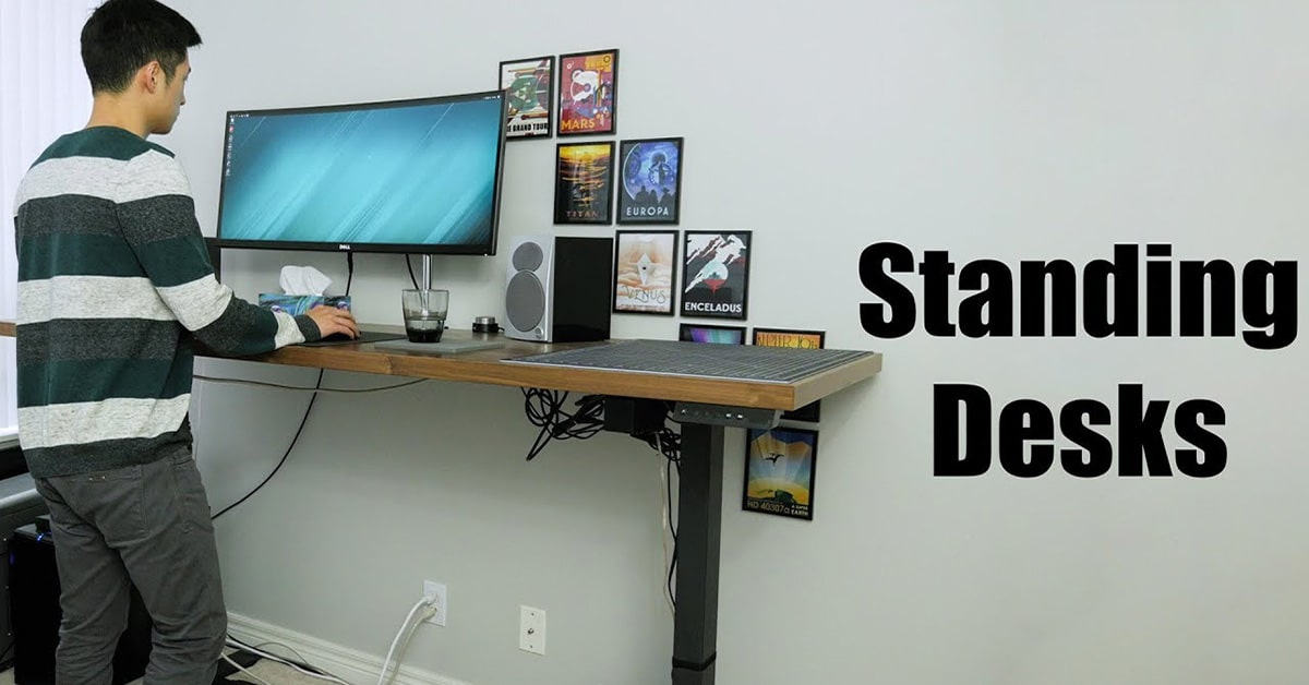 What Benefits Will You Get Using A Standing Desk For 14 Days Mtltimes Ca