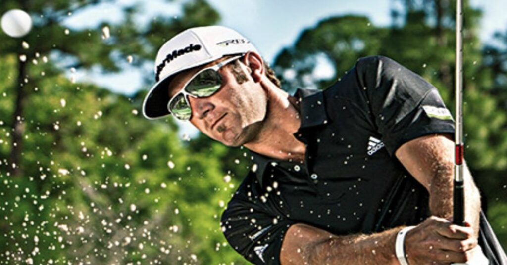 suitable sunglasses for golf