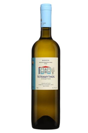 Greek wine Tetramythos