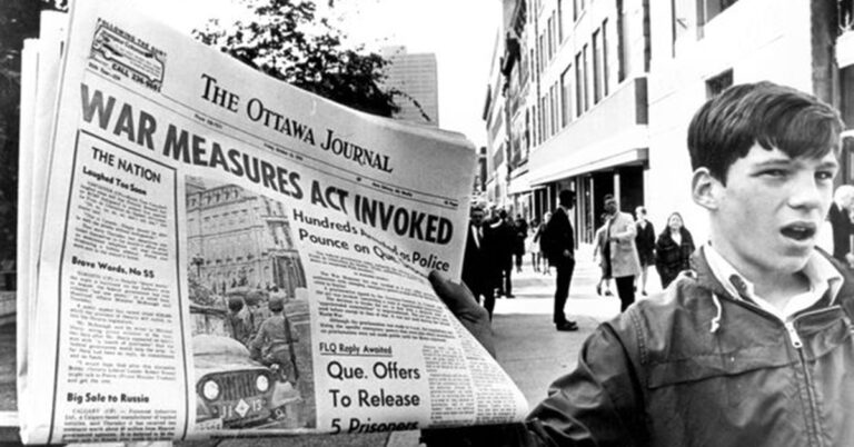 The Making of the October Crisis (Book review)