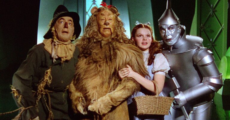 The Wizard of Oz at the Royalmount