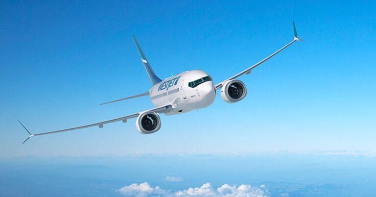 WestJet announces 737 MAX return-to-service