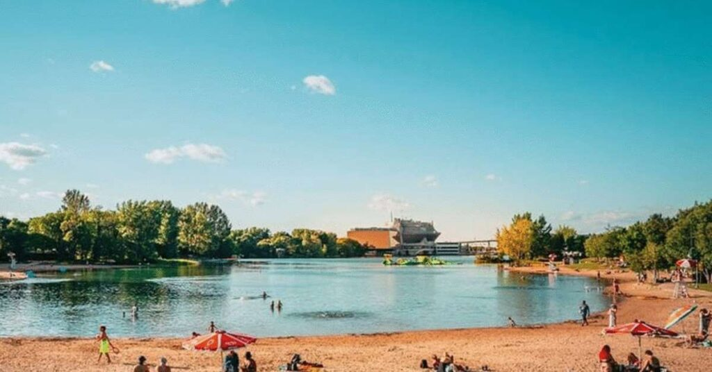 What you can do at Parc Jean-Drapeau