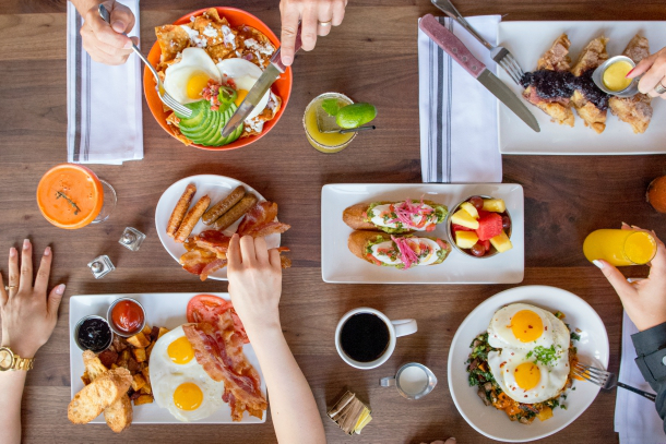5 brunches to try for 17$ this weekend (during MTLATABLE)