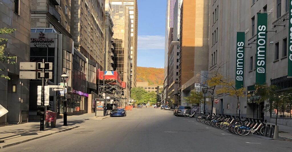 Mayor Plante announces free parking