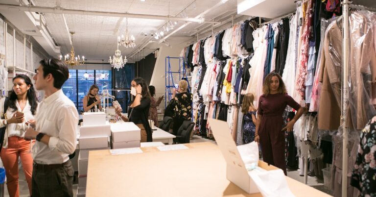 Montreal success-story Boutique1861 opened its door for the first time