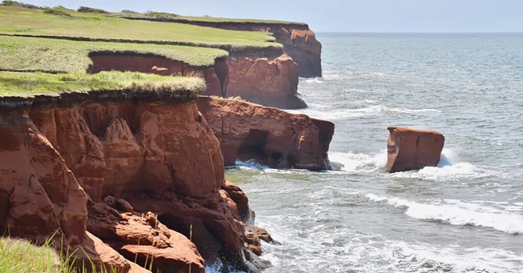 The Magdalen Islands