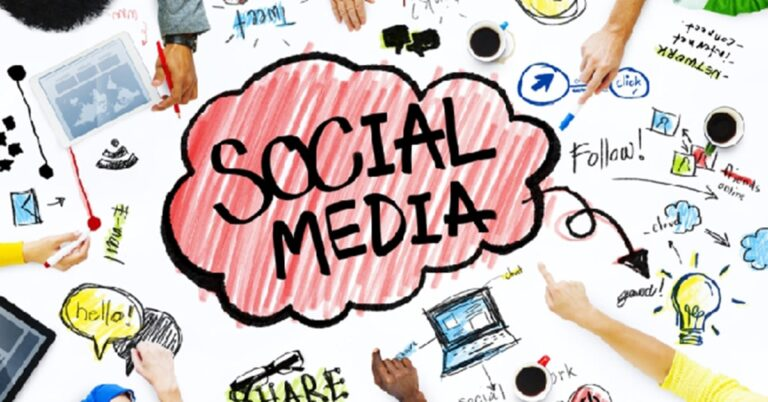 Top six tips for promoting business on social media