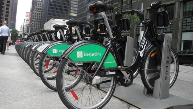 Bixi parent company files for bankruptcy protection