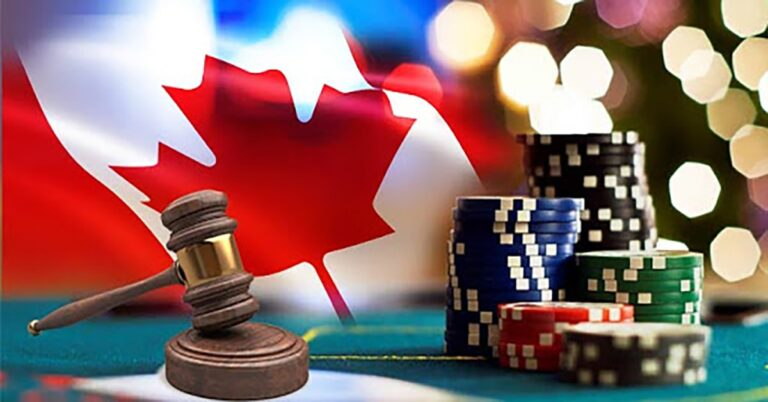 Terms and conditions of online gambling in Canada