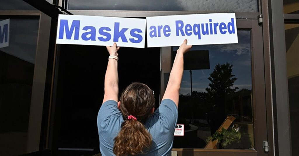 petitions to stop mandatory mask
